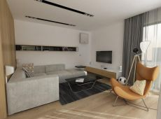 Rezidenčný komplex - II. etapa - bytodom