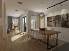 Rezidenčný komplex - II. etapa - bytdom